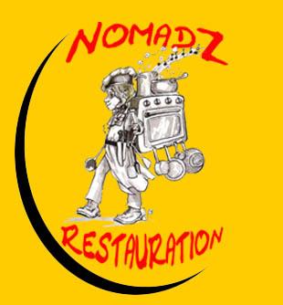 Logo NomadZ jaune